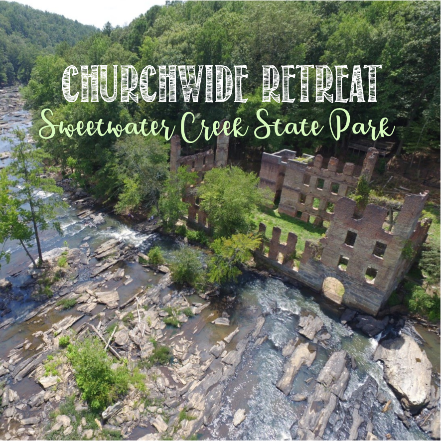Churchwide Retreat to Sweetwater Creek State Park